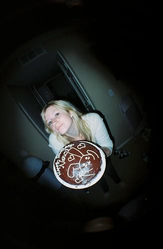 Nano's cake