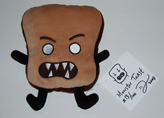 Monster Toast doll
