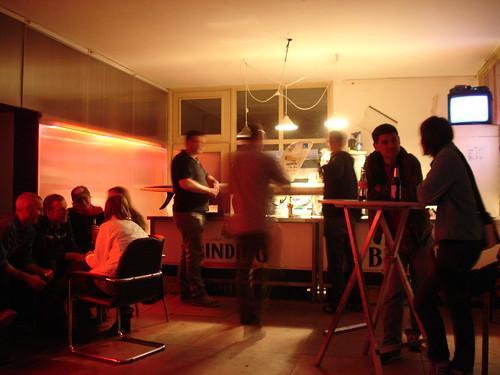 Radio X bei Atelierfrankfurt, 10 Jahre. Mai 2007