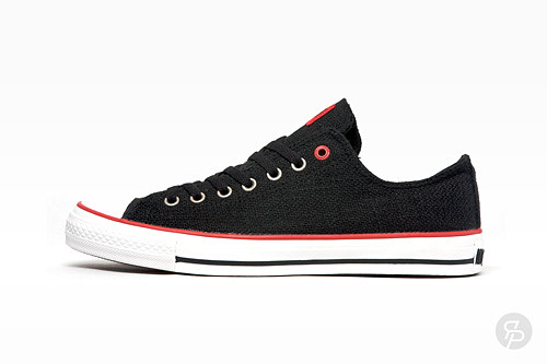 Converse Chuck Taylor Ox Hemp (RED)