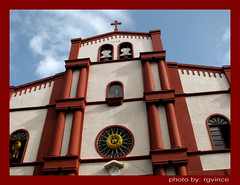 San Antonio Parish Church of Sibulan Negros Oriental (rgvince video/photo production) Tags: de san antonio sr negros padua sibulan orietal