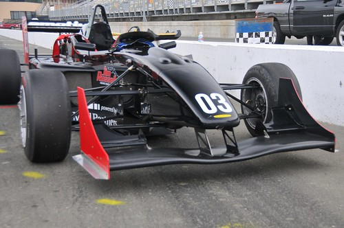 Jim Russell Formula Ford Front wing