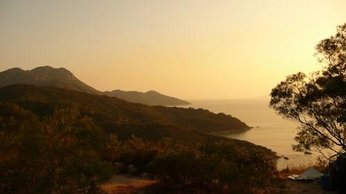 Lamma Sunset