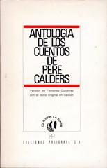 Antología de los cuentos de Pere Calders