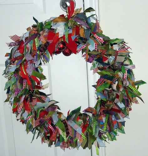new Christmas wreath