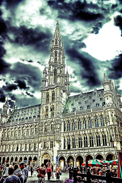 La Grand Place - Bruxelles