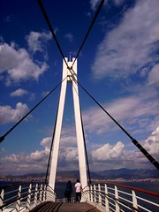 Gzelyal Kprs - zmir (Yener ZTRK) Tags: travel bridge sea sky cloud turkey trkiye explore turquie trkorszg trkei brcke turkije smyrna 1925 izmir kpr bulut ege turchia sahil tatil  smirne turkei aegeansea yal gztepe gzelyal egedenizi gzgz smyrne turcha trkiyecumhuriyeti esmirna asmakpr turkqua  t gismeer t tp  t yenerphotography t