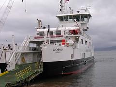 Slipping In (W F B) Tags: ocean uk sea ferry grey scotland clyde boat nikon 15 escocia february 2009 dull schottland ayrshire largs ecosse scozia lochshira 苏格兰 lochsiora шотландия