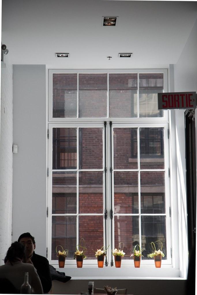 La Fenêtre chez Le Cartet