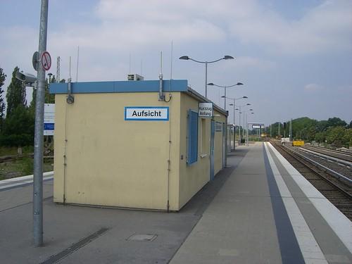 Alter Bahnsteig Adlershof