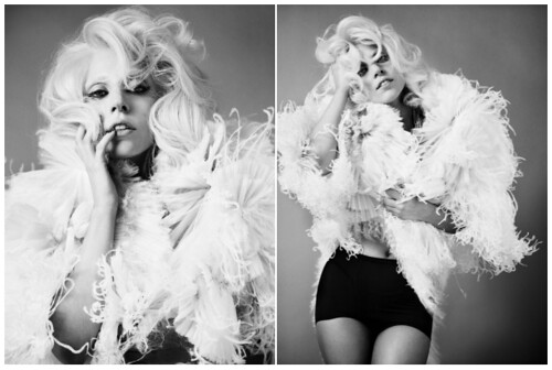 Lady GaGa - Josh Olins Photoshoot von pleasedontstopthemusic.