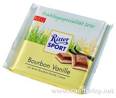 Ritter Sport Bourbon Vanille