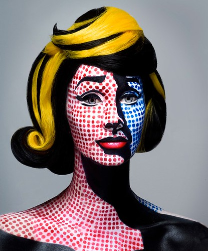 Hommage to Roy Lichtenstein