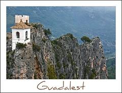Guadalest (kike.matas) Tags: canon pueblo paisaje alicante castillo campanario guadalest comunitatvalenciana canoneos50d kikematas pse8