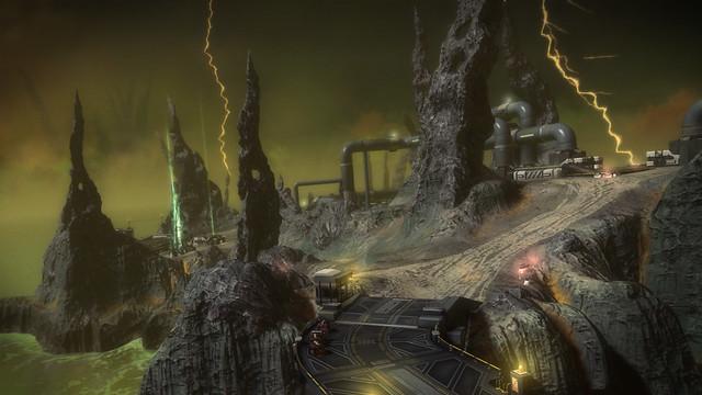 Building and Battling: Dylan Jobe Discusses Starhawk – PlayStation Blog