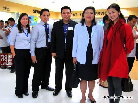 Ms. Annie Garcia - SM Supermall President