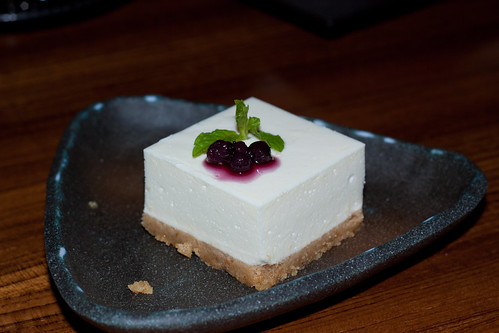 Japanese Dining Sun - Tofu Cheese Cake