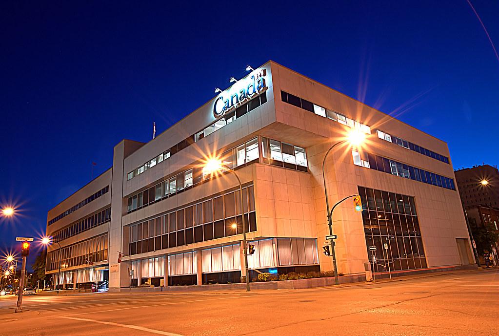 Winnipeg Centre Service Canada Centre