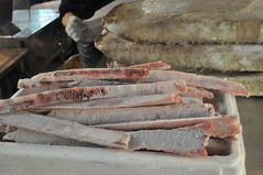 Tsukiji Fish Market (KajiKingStarzky) Tags: fish japan tokyo nikon market may tsukiji respite 2011 d5000