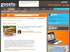 Dossier Pains du Monde - Goosto
