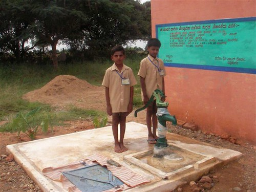 Model Water and Sanitation School