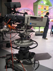 TV Camera   (wilwilwilsonsonson) Tags: camera tv tvstation atv tvcamera  televisionstation      asiatelevision