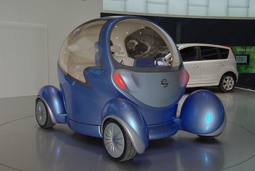 Концепт кар Nissan 2008 женева