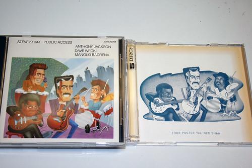 Steve Khan Albums