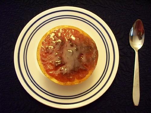 Caramelized Grapefruit