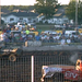 Demo Derby in Waseca, MN