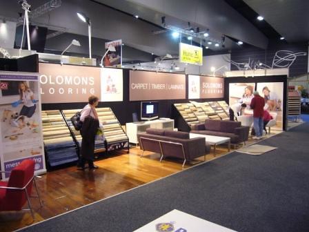 Solomons Flooring RACV Homeshow
