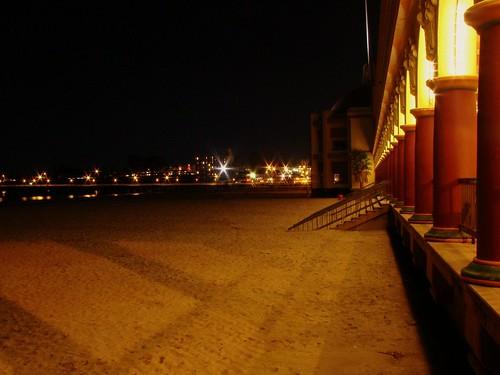 ocean longexposure nightphotography santacruz boardwalk capitola santacruzbeachboardwalk