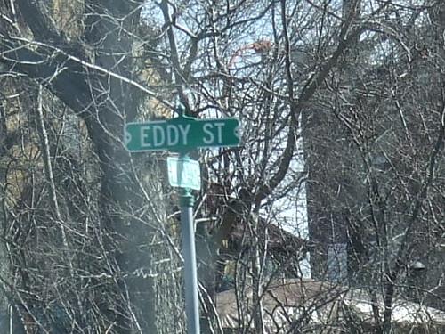 Eddy Street