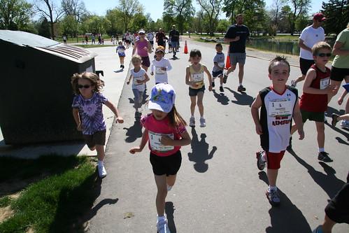 Colorado Colfax Marathon Milers 2008