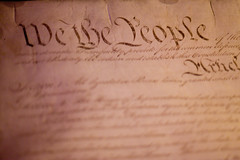 US Constitution by kjd, on Flickr