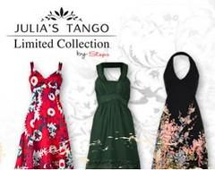 argentijnse tango jurken