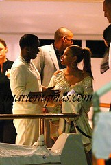 diddy putting the moves on beyonce