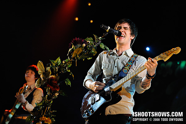 Panic at the Disco @ the Pageant -- 208.05.30
