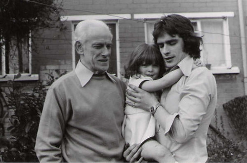 My Grandad, me and my uncle circa 1974ish