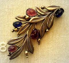 Brooch (Kotomi_) Tags: museum birmingham antique brooch victorian jewelry jewellery period artsandcrafts birminghammuseum