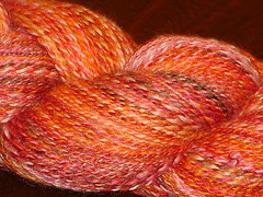 Plied Burning Bush from Spunky Eclectic