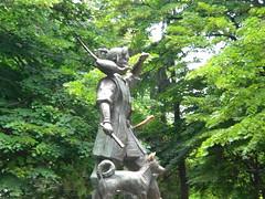 Пловдив, България, Градската Градина, паметник (theivo) Tags: българия паметник пловдив градскаградина
