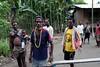 Beneraf village (Mangiwau) Tags: new west guinea village kampung papua kampong nouvelle melayu manusia irja guinee sarmi irian papouasie kribo irianese beneraf