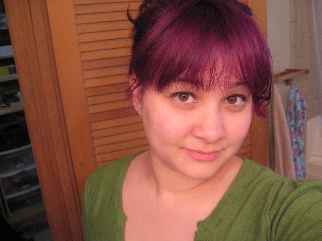 Purpley Purpleness!