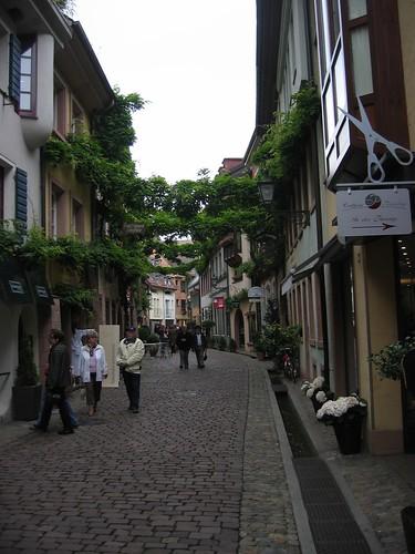A smaller street view