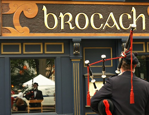 Brocach - Gaelic for Badger Den