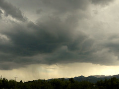 Virga (Marlis1) Tags: rain weather clouds wow spain 365 virga elsports weatherphotography justclouds marlis1