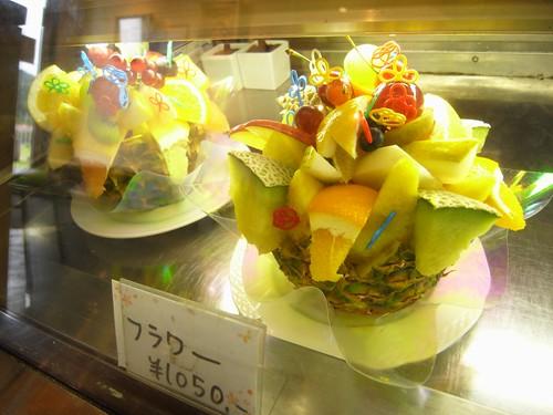 旬のフルーツcafe もんちっち3