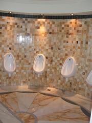 Urinals - Palazzo Versace