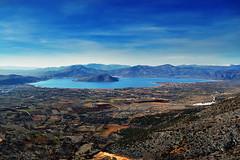 KastoriaKitLens copy (Element Zero) Tags: travel blue sky lake nature water landscape nikon greece macedonia kastoria d40
